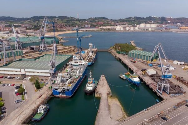 Asturian Shipyards ensure the workload until 2021 and expect a «promising» future